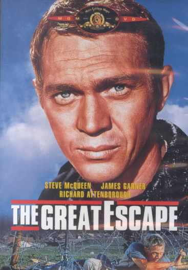 GREAT ESCAPE BY MCQUEEN,STEVE (DVD)