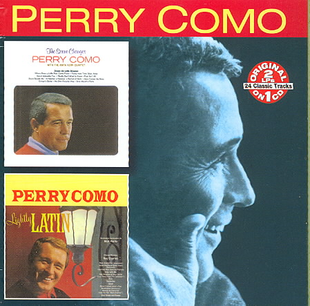 SCENE CHANGES/LIGHTLY LATIN BY COMO,PERRY (CD)
