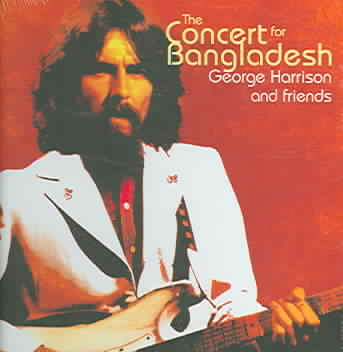 CONCERT FOR BANGLADESH BY HARRISON,GEORGE (CD)